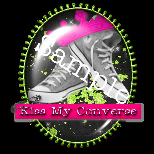 kiss my converse